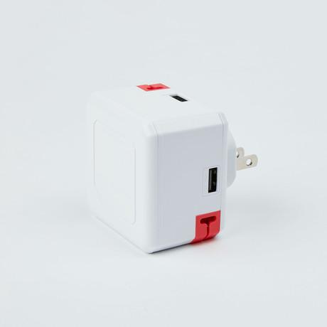 PowerCube USB Hub (No Battery)