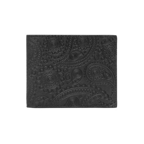 Faulkner Bi-Fold Wallet // Black