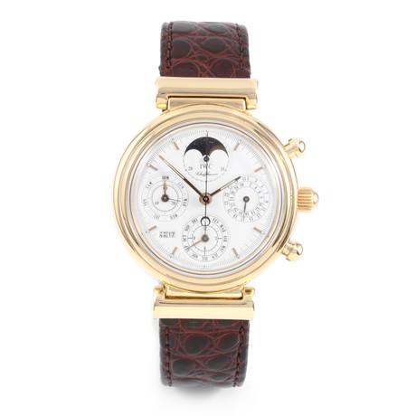 IWC Da Vinci Perpetual Calendar Automatic // 3750 // Pre-Owned