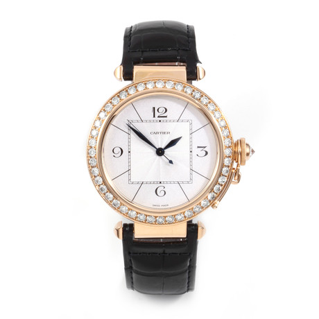 Cartier Pasha Automatic // WJ118851 // Pre-Owned