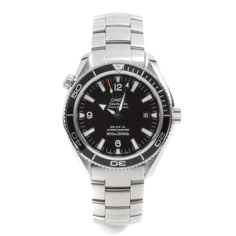 Omega Seamaster Planet Ocean XL Automatic // 2200.51.00 // Pre-Owned