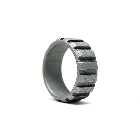Picatinny Band // Gunmetal Grey (Size 13)