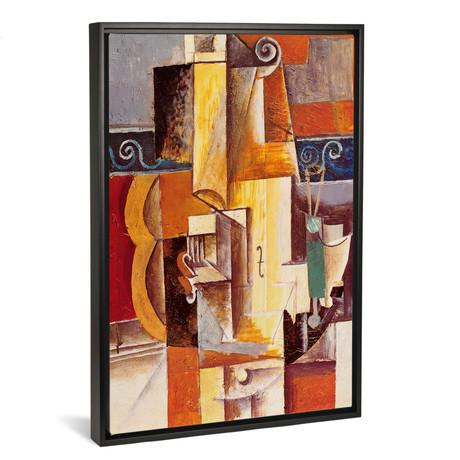 Violin and Guitar // Pablo Picasso // 1912