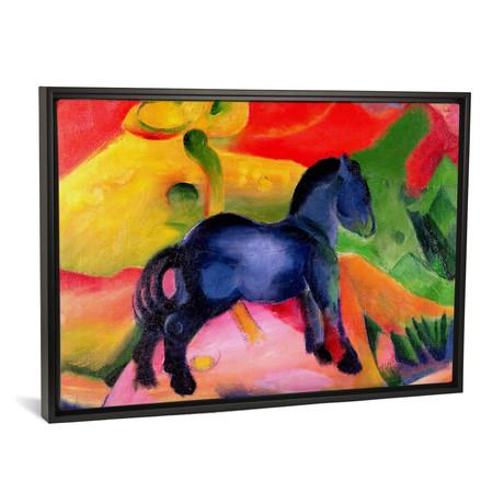 Little Blue Horse // Franz Marc // 1912