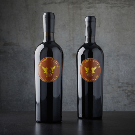 Double Eagle Red Blend // 2 Bottles!