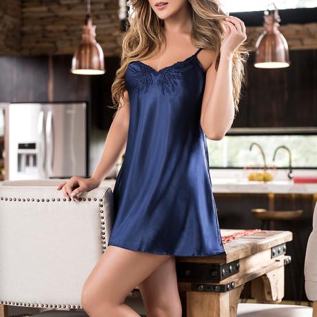 378 Gown // Nuit Blue (S)