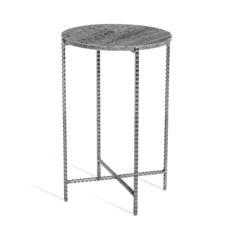 Elyse Side Table // Round