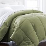 Urban Loft™ Premium Bed In A Bag // 8 Piece Set // Sage (Twin)