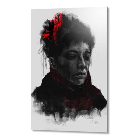 Vanessa Ives // Aluminum Print