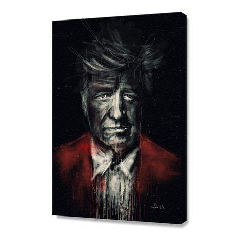 David Lynch // Stretched Canvas