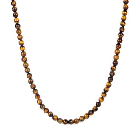 Washington Necklace // Yellow