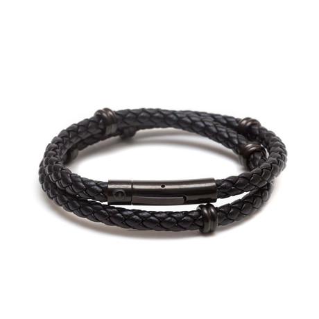 Liam Bracelet // Black