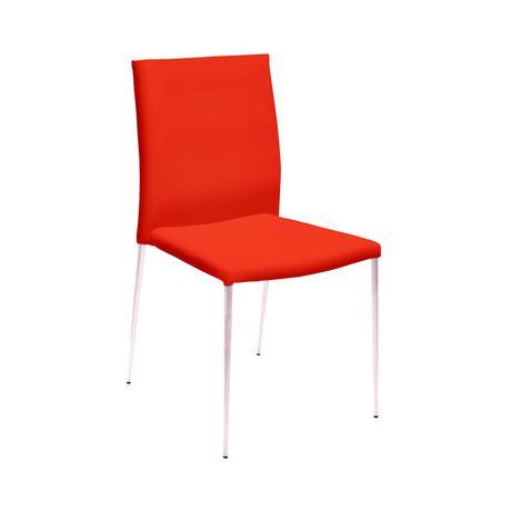 ALDO // Dining Chair (Orange)