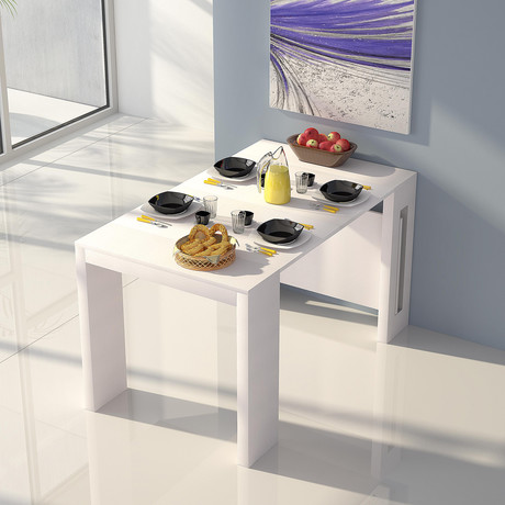 ERIKA // Extendable Console + Dining Table