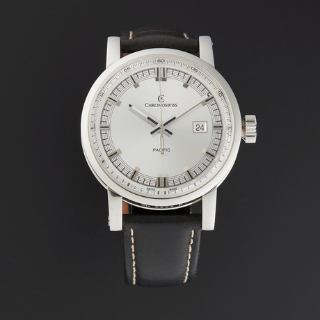 Chronoswiss Grand Pacific Automatic // CH-2883B-SI // Unworn
