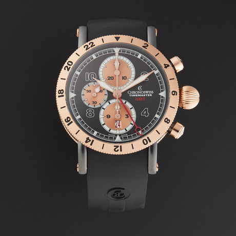 Chronoswiss Timemaster GMT Automatic // CH-7535RGST // Unworn