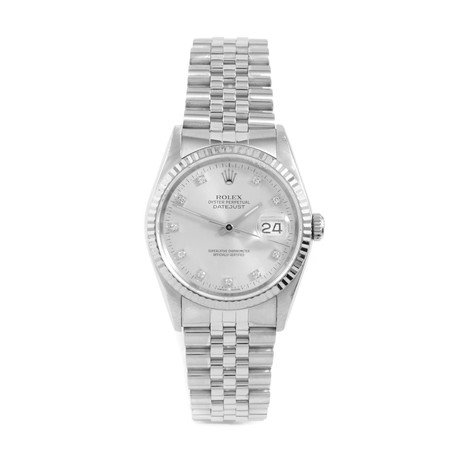 Rolex Datejust Automatic // 16234 // Pre-Owned