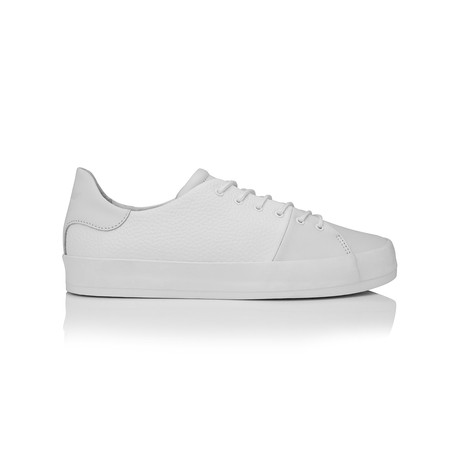 Carda Low-Top Sneaker // White