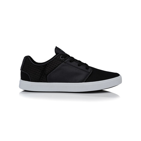 Santos Low-Top Sneaker // Black
