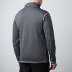 Parry Fitness Tech Pullover // Charcoal (S)