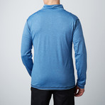 Parry Fitness Tech Pullover // Blue (S)