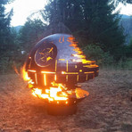 Death Star (Raw Steel)