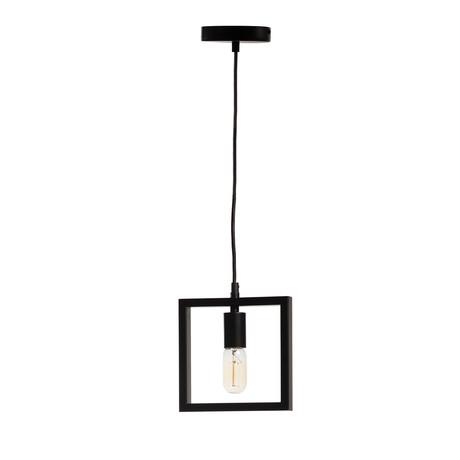 Geometric Shapes // Square Pendant Lamp