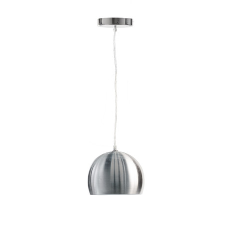 Single Bowl Chrome // Pendant Lamp