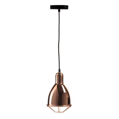 Copper Retro Inspired // Pendant Lamp