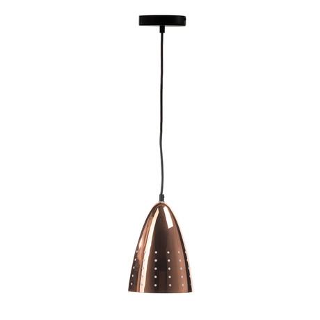 Copper Cone // Pendant Lamp