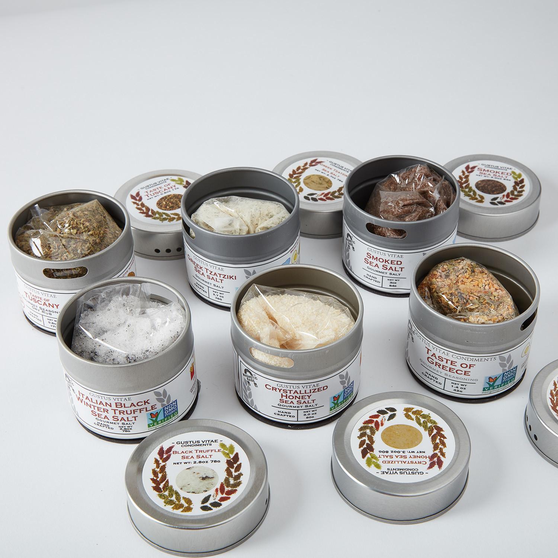 The greco roman collection set of 6 gustus vitae for Yogurt greco land
