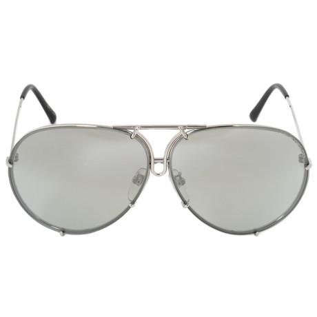 Porsche Design // Aviator Sunglasses P8978 B 66