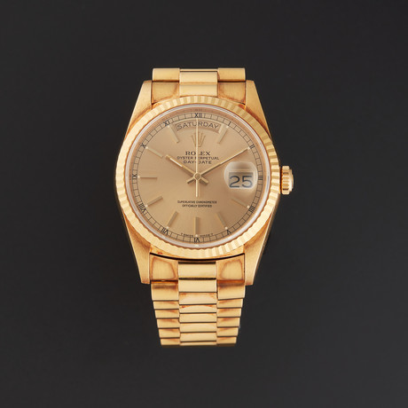 Rolex Day Date Automatic // 18238 // Pre-Owned