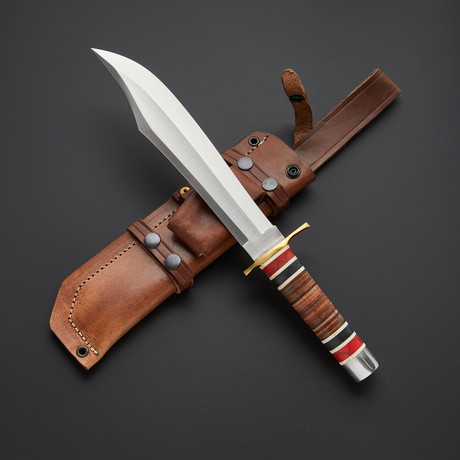 Aries Combat Bowie Knife