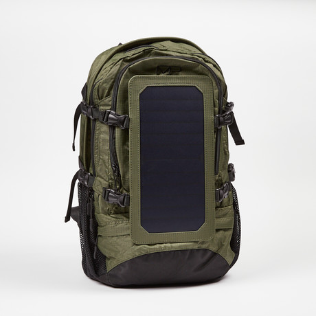 Man-PACK Apollo // Solar CCW Backpack
