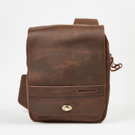 Man-PACK Executive // Leather