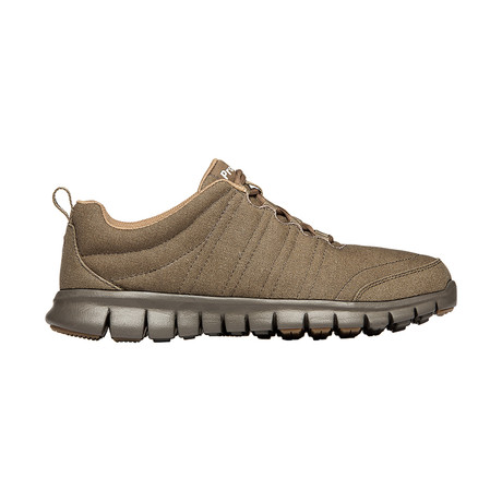 McLean Canvas Sneaker // X-Wide // Timber