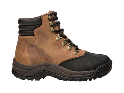 Touch Of Modern - Propét USA Rugged Outdoor Footwear Blizzard Mid Lace // X-Wide // Brown + Black (US: 8) Photo
