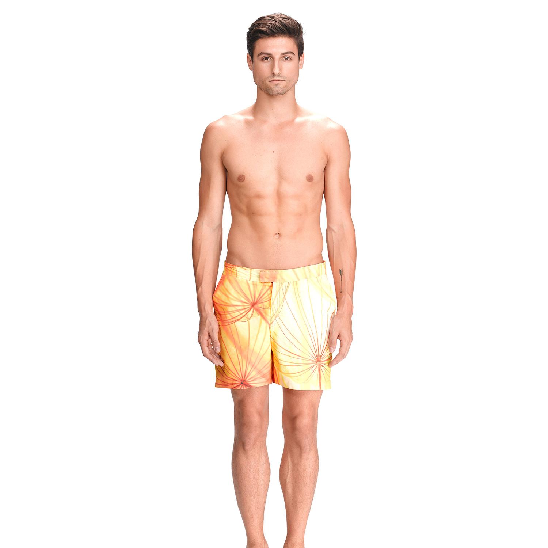 Aquaetsol Sunburst Swim Trunks