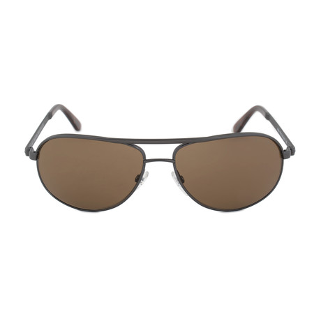 Tom Ford // Mathias Aviator Sunglasses // FT0143 09J 58