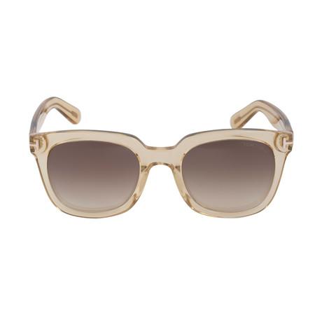 Tom Ford // Unisex Square Sunglasses // FT0211 39G 53
