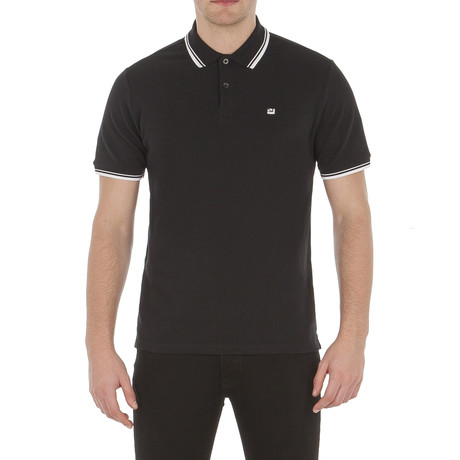 Romford Polo Shirt // True Black