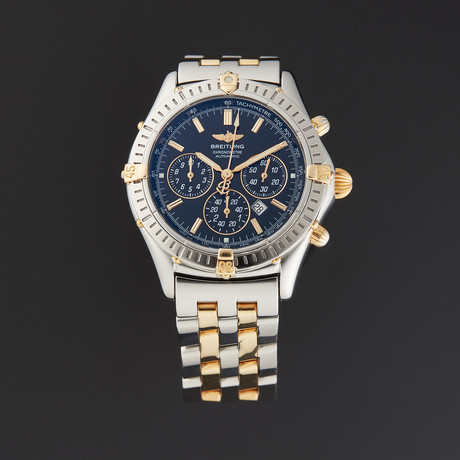 Breitling Windrider Shadow Flyback Automatic // B3531212/B518 // Pre-Owned