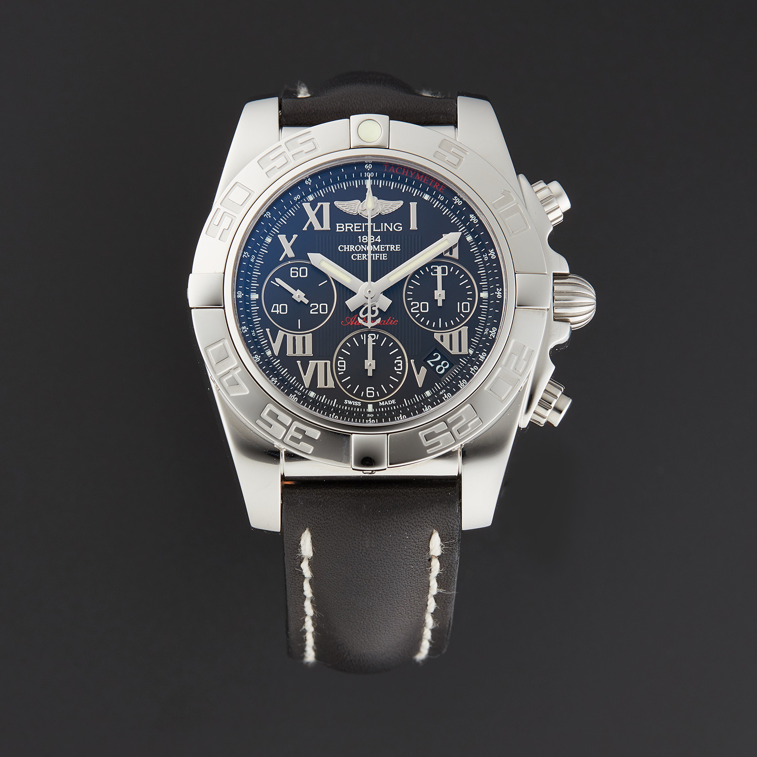 aa919f475a2 Breitling Chronomat 41 Automatic    AB014012 BC04    Store Display ...