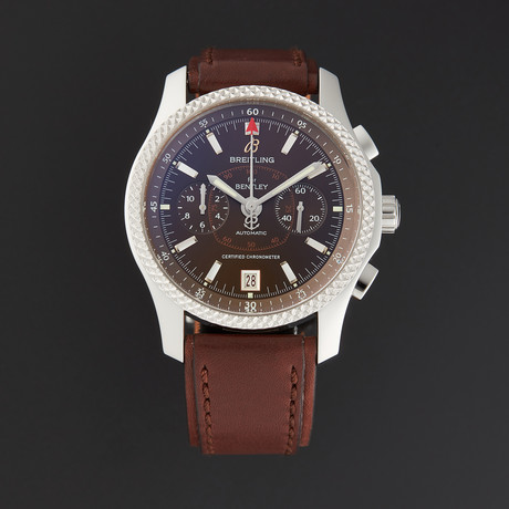 Breitling Bentley MK VI Chronograph Automatic // P2636212/Q529 // Store Display