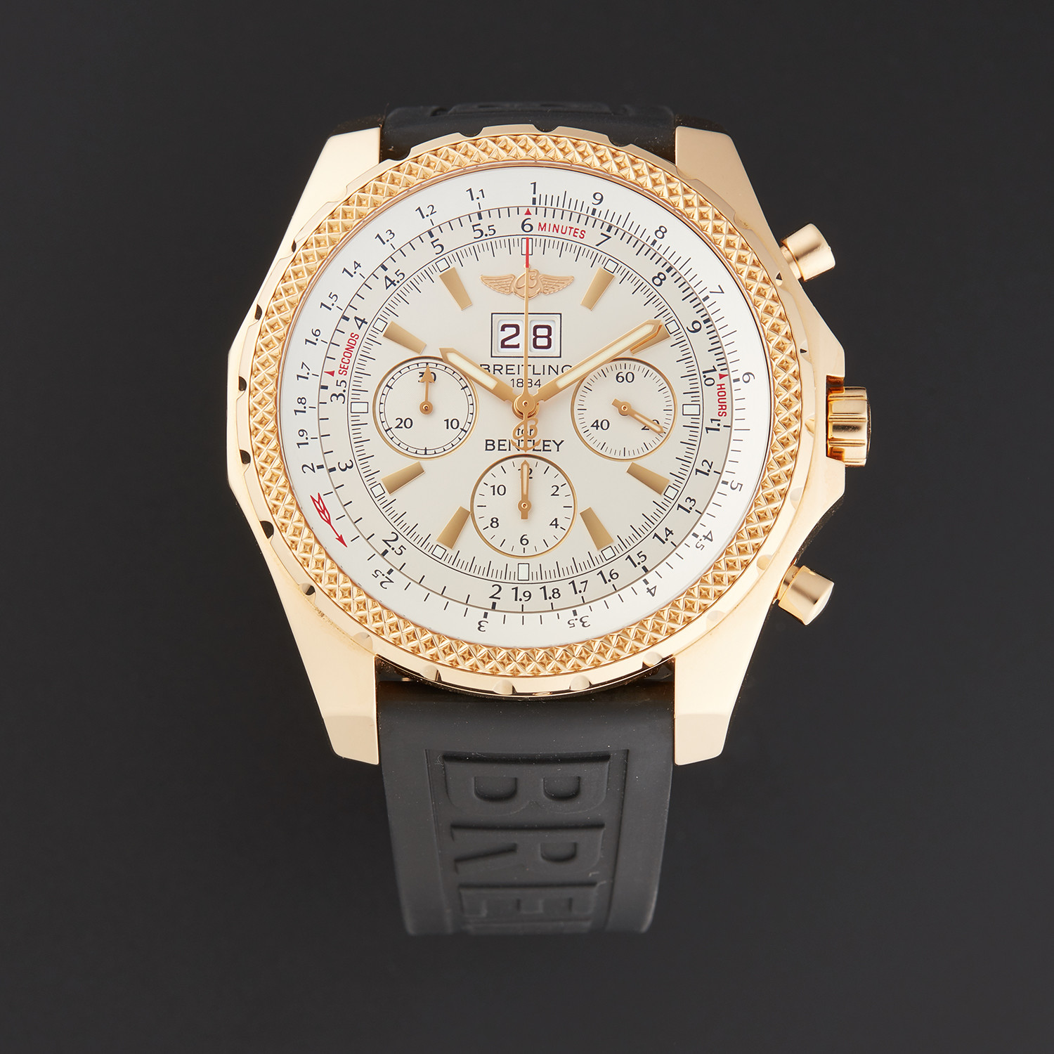 Breitling Bentley Chronograph Automatic // K44362 // Pre
