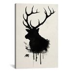 """Elk (26""""W x 18""""H x 0.75""""D)"""