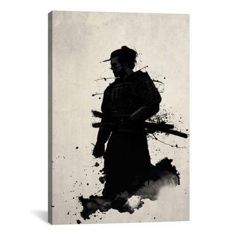 "Samurai (26""W x 18""H x 0.75""D)"
