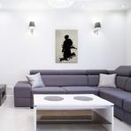 """Samurai // Nicklas Gustafsson (18""""W x 26""""H x 0.75""""D)"""