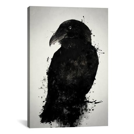 "The Raven (40""W x 26""H x 0.75""D)"